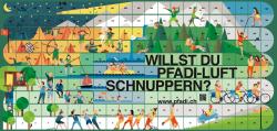 Pfadi-Schnuppertag 2015 Plakat F12